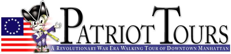 New York Historic Walking Tour Patriot Tours
